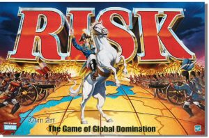how to win at risk game
